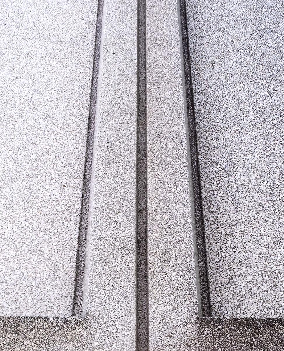 architectural concrete detail
